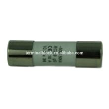 F-1038C-10 10x38 10A Fusível de tubo de cerâmica