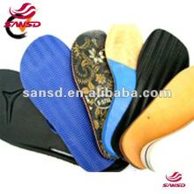 Made in China custom design Color EVA texture sole