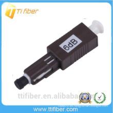 Atenuador óptico de la fibra de 6dB Mu (atenuador de la fibra)