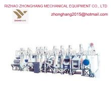 Автоматический завод по производству рисовой муки MCHJ