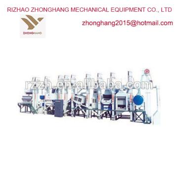 MCHJ planta automática de fábrica de arroz