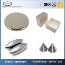 Permanent neodymium Cone magnets