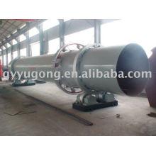 Ротационная барабанная сушилка с высокой эффективностью в Китае