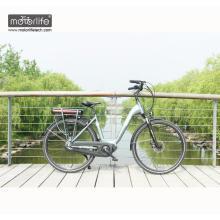 Bicicleta elétrica de melhor qualidade BAFANG mid-drive bicicleta elétrica à venda