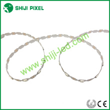 S forme SMD3535 5V flexible wearable bande d'éclairage