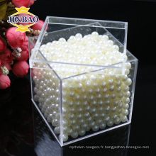 Fournisseurs de la Chine Customed Transparent petites boîtes acryliques en plastique transparentes avec couvercles
