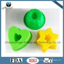 Маленькая тыквенная силиконовая форма для выпечки силиконового торта Sc04