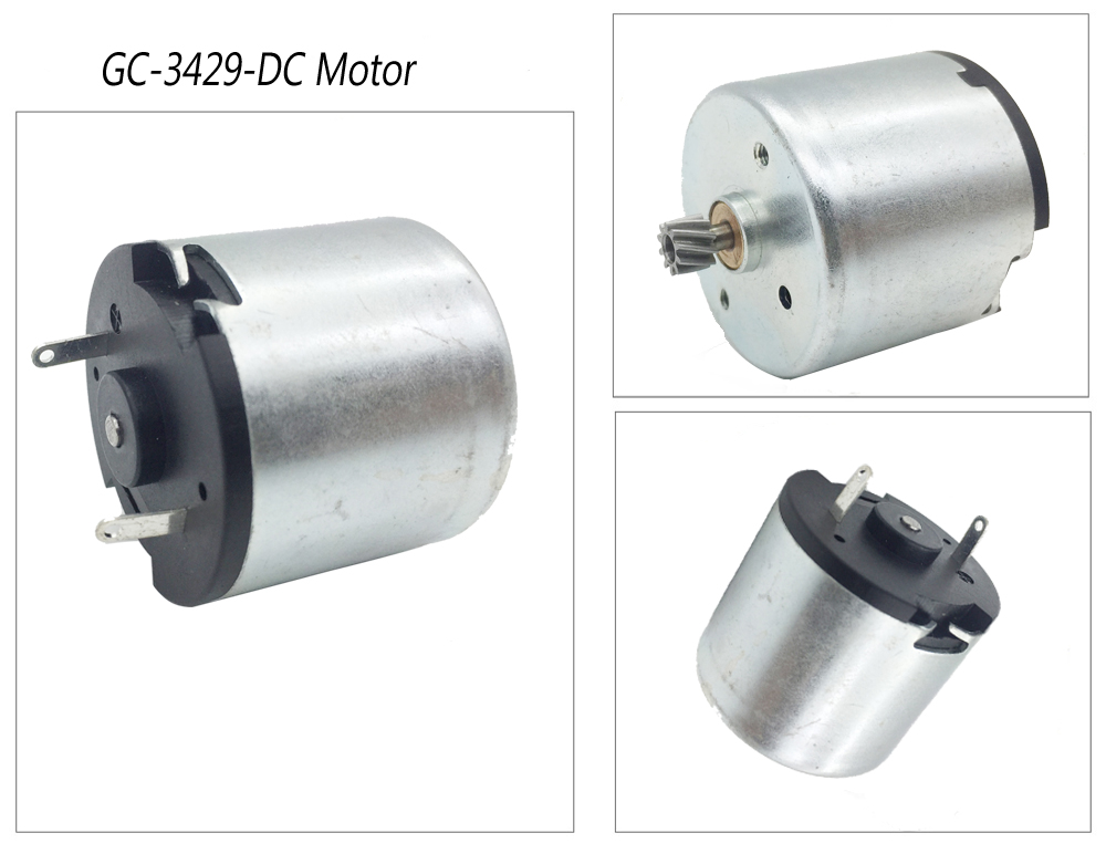 China Small Dc Motor 3429 12v 5w 3000rpm Manufacturers