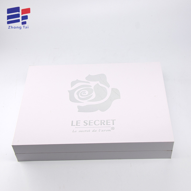 Silver Hot Stamping Box