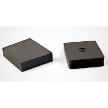 Y30BH Ferrite Magnete Starke Power Block 6'x4'x1 '