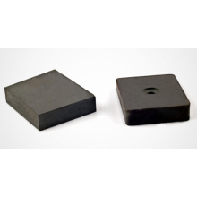 Y30BH Ferrite Magnets Strong Power Block 6'x4'x1 '
