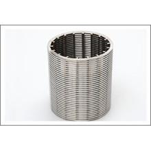 Malha de arame de aço inoxidável de alta eficiência e de eficiência