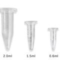 2,0 мл 1,5 мл 0,6 мл полипропиленовые микроцентрифужные пробирки