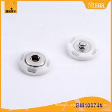 Sewing Snap botões em plástico e combinação de latão BM10074