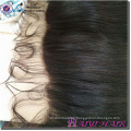 Original human hair remy virgin hair body wave Mongolian lace frontal hair
