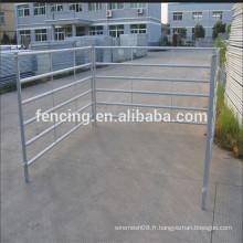 Clôture de grille de terrain de ferme décorative / panneau de clôture de ferme d'élevage