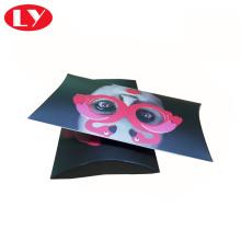 Custom Printed Full Color Paper Pillow Box