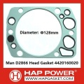 MAN D2866 Head Gasket 4420160320