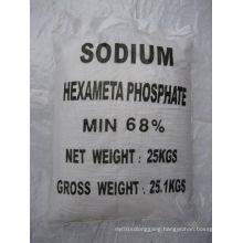 68% Industrial/Food Grade Sodium Hexametaphosphate (SHMP)