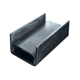 Building Material Hot Rolled U Channel Steel bar