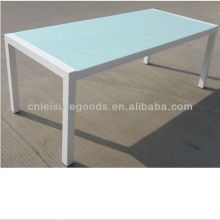 2014 patio metal outdoor dining table