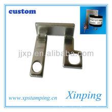 Estampagem e chapeamento de metal personalizado OEM