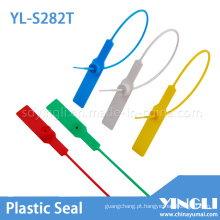 Selo de recipiente plástico com travamento metálico (YL-S282T)