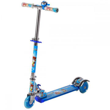Kids Light Wheels Baby Scooter