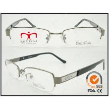 2015 Vidrios de lectura vendedores calientes de moda del metal del Eyewear (WRM410002)