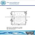 Radiador de aluminio para Toyota FJ Cruiser 07- 03-06 4 Runner 1640031350/1640031351/1640031461 Fabricante y venta directa