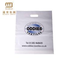 Sacos de plástico materiais feitos-à-medida do amido de batata do biodegradável & de Compostable de 100% com próprio projeto