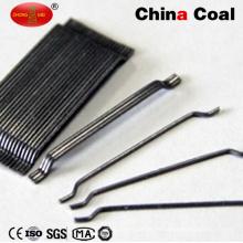 Fibra de acero de alta resistencia a la tracción