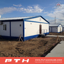 Luxury Prefabricated Container House for Modular Home Building