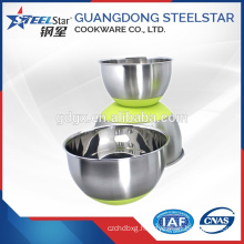 Hot selling Stainless Steel Bowl with lid