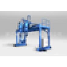 Linha de produção de estrutura de aço
