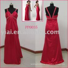 2010 fertigen sexy Abendkleid PP0035