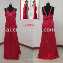2010 fabricação de vestido de noiva sexy PP0035