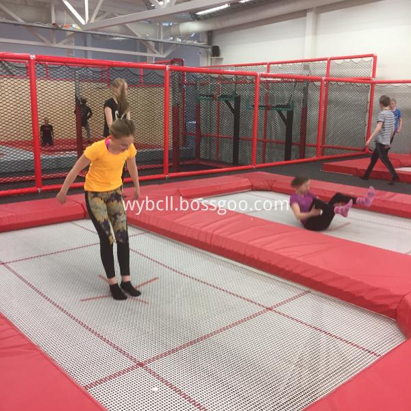 indoor trampoline park for kids
