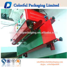 Easily automatic pack customized colors 220V machine heat sealing machine