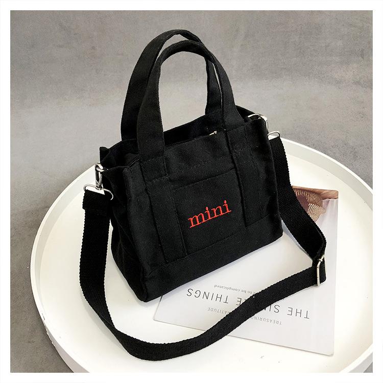 Mini Cloth Bag Embroidery