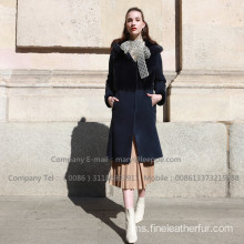 Kopenhagen Mink Fur Overcoat For Lady