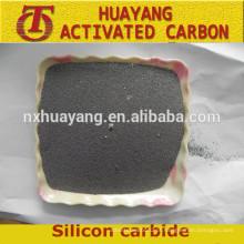 Preço competitivo de carboneto de silício preto / verde em venda