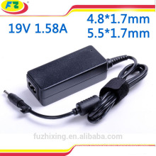 ac adapter for asus 19v 1.58a laptop power adapter charger