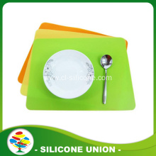 100% Safe non-toxic food Grade silicone baby placemat
