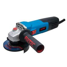 Angle grinder machine with switch