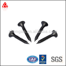 carbon steel black phosphated drywall screw