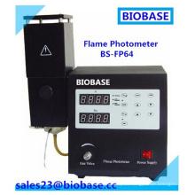 De Buena Calidad Espectrofotómetro de llama de laboratorio