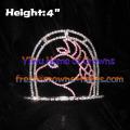 Cowboy Horse Crystal Crowns