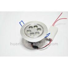 Huerler AC85-265v 90-100lm / w 95mm Qualität geführtes downlight 6w