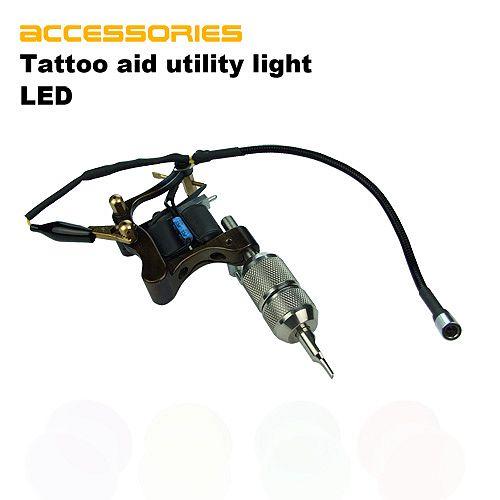 Alimentation de tatouage LED lumière